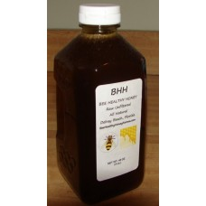 Three Pound Honey Bottle