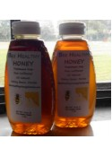 Two One Pound Honey Bottles